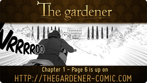 The gardener - CH01P06 by Marc-G