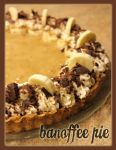Banoffee Pie by e-Sidera
