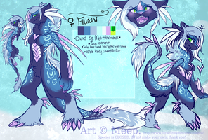 [Fluicini Reference Commission] meiresthaimoros by MystikMeep