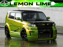 Lemon Lime by scionjon