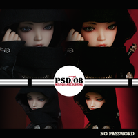 PSD Files 08 - BJD by MisSGuaRD