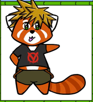 Red Panda Contest Entry by That-Wacky-Whovian