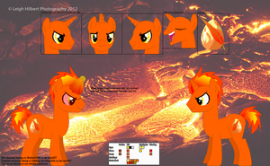 Heat Wave Reference Sheet by Skittles91k