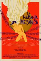 A ClockWork Orange / La Naranja Mecanica by F3P