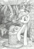 The Miscellaneous Adventures of Lucky Seven by HardLugia
