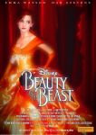Disney's Beauty and the Beast 2017 (Fake Poster) by Naitsabes89