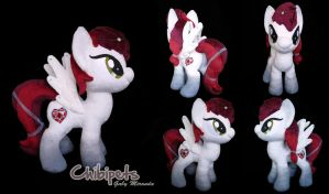 Gradient Custom Plush by Chibi-pets