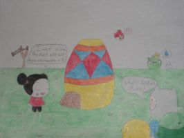 Easter '11 by rabbidlover01