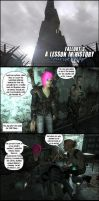 A Lesson In History - Episode Six by Ghanima-Atreides
