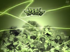 Digimon Adventure Wallpaper by c-sacred