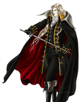Alucard PNG by demarcs