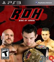 Ring of Honor: The Game by deviantfafnir