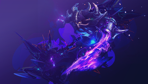 Kassadin Deep Sea Wallpaper by ExogenesisHD