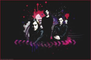30SecondsToMars Wallpaper_6 by my-violet-dreams