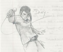Davey by Drawingremy