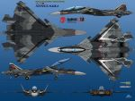 IFX-45R Advance Aquila Scarface One by haryopanji