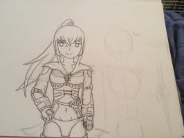 Mayonaka and her friends 3: Gun Gale Online (WIP) by cardfightvanguard62