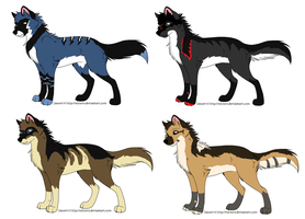 Crappy Adopts by MonsoonWolf
