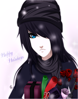 Happy Holidays by xXxKaTyChanUchihaxXx