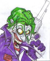 joker6 by ChrisOzFulton