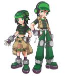 Request: Frannie and Franz ZX style by Shoutaro-Saito