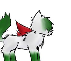Absol Laying Down By Silverwolfclaw On Deviantart