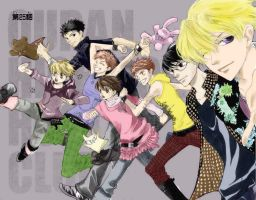 Ouran Welcomes You by iamkool11223