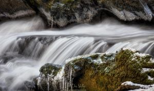 mossy Falls by Dshill845