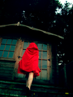 Red Riding Hood II by miss-muffet
