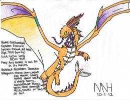 I can't use the dragons name for the title -_- by Dragon-Wolf-Lover
