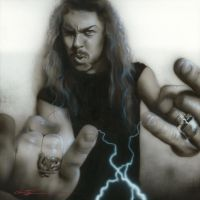'James Hetfield' by christianchapmanart