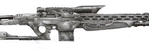 ChronoPhase Sniper Rifle by AlphonseCapone