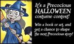 The Precocious Costume Contest! by chrispco