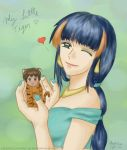 GS - My Little Tiger by MapleRose