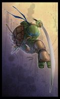 TMNT COLAB by KUMIKER