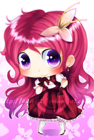 Commission: Fabuchibi by MayomiCCz