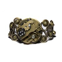 Steampunk Russian Bracelet 2 by CatherinetteRings
