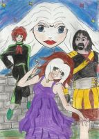 My Gods and Me by Pagan-Moon-Dreamer
