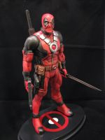 deadpool 12 inch custom by ebooze