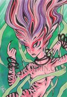 Goddess ACEO color by thedancingemu