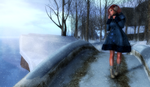 Winter Stroll by CalCrazy