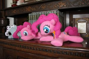 The Evolution of Pinky Beany by SirDragonLance