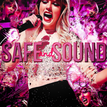 Safe and Sound. by JoyParawhore