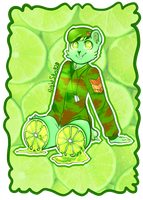 Lime Juice (HTF) by rafaelathecat1999