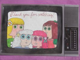 Thank you for watching! by Mr-Pink-Rose