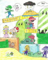 Mr Game and watch Bros by nana723mymt