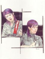 Tegan and Sara by shdwdancr