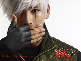 Inati (Jang In Tae) Real Life - Kakashi Hatake by ZiNK-DIFFERENT