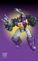 Insecticon Bombshell by Dan-the-artguy