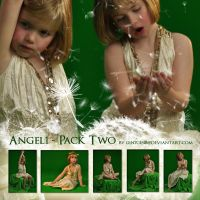 Angel - Pack Two by Georgina-Gibson
